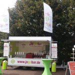 Mobiler Verkaufsstand mieten - Frozen Joghurt on Tour